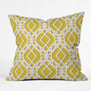 DENY Designs Aimee St. Hill Diamonds Decorative Pillow