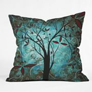 DENY Designs Madart Inc. Romantic Evening Decorative Pillow