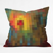 DENY Designs Madart Inc. Glorious Colors Decorative Pillow