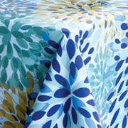 Fiesta Calypso Floral Tablecloth