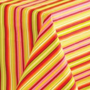 Fiesta Calypso Striped Tablecloth