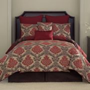 Croft and Barrow Morocco 8-pc. Reversible Comforter Set