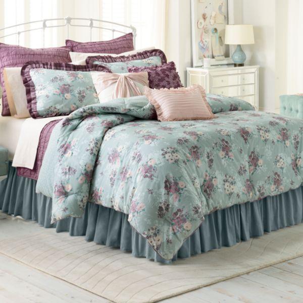 Bed Amp Bath New Lc Lauren Conrad Bouquet Bedding