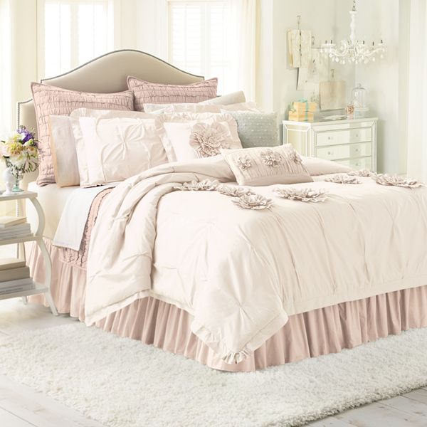 Bed & Bath: )()*^ Buying Lc Lauren Conrad Chloe Bedding ...