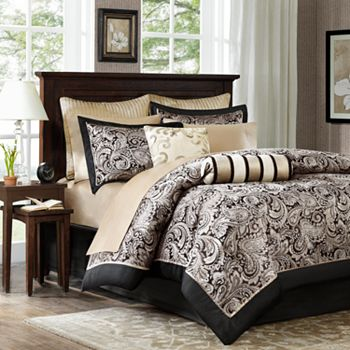 Special Offers Madison Park Wellington Bedding Coordinates