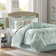 Madison Park Mason 7-pc. Jacquard Comforter Set