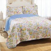 Laura Ashley Callington Quilt Set