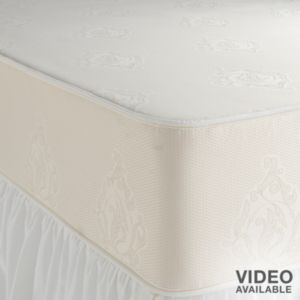 Cameo Comfort & Support 12-in. Foam Mattress