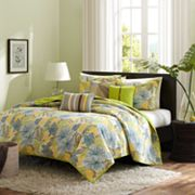 Madison Park Fiji 6-pc. Quilt Set