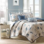Madison Park Nantucket 6-pc. Quilt Set