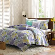 Madison Park Jessica 6-pc. Quilt Set
