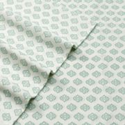 Laura Ashley Lillian 220-Thread Count Sateen Sheet Set