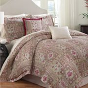 Next Creations Thea Blossom 300-Thread Count 3-pc. Duvet Cover Set
