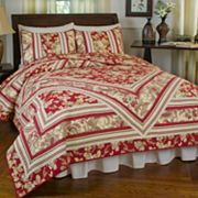 Hedaya Bromley Reversible Quilt Set