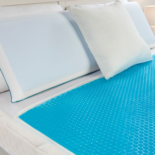 Kohls Kohls Hydraluxe Cooling Gel Mattress Pad