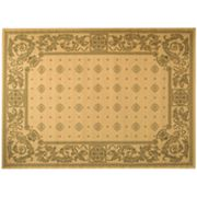 Safavieh Courtyard Decorative Indoor Outdoor Rug