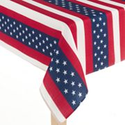 Americana Flag Tablecloth
