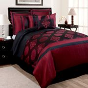 Lush Decor Beijing 8-pc. Comforter Set