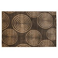 Linon Home Decor Milan Circle Rug