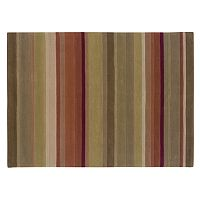 Linon Home Decor Trio Collection Striped Rug