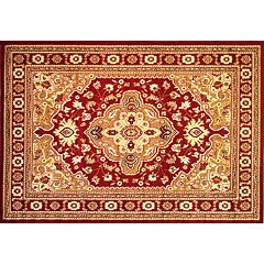 Click here to buy Infinity Home Dulcet Raja Medallion Rug.