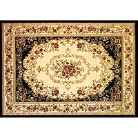 Infinity Home Dulcet Versaille Scrolls Rug