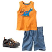 Jumping Beans Dinosaur Separates - Toddler