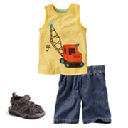 Jumping Beans Crane Separates - Toddler
