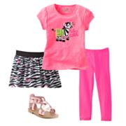 Jumping Beans Zebra Separates - Toddler