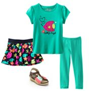 Jumping Beans Fish Separates - Toddler