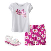Jumping Beans Floral Separates - Toddler