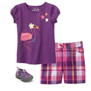 Jumping Beans Flamingo Separates - Toddler