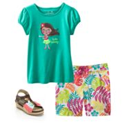 Jumping Beans Hawaiian Separates - Toddler