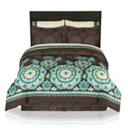 The Big One Medallion Bed Set