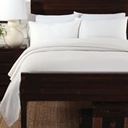 Basket Weave Coverlet Set