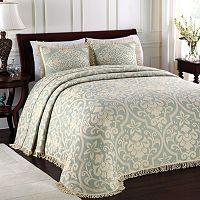 Brocade Bedspread Coordinates