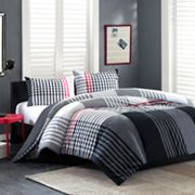 Ink + Ivy Blake Duvet Cover Set