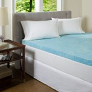 ComforPedic Beautyrest 4-in. Gel Memory Foam Mattress Topper
