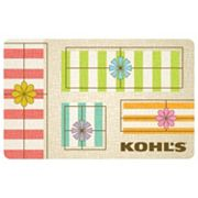 Striped Boxes Gift Card