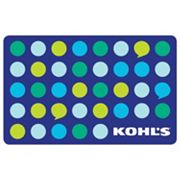 Blue Dots Gift Card