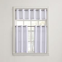 Montego Tier Kitchen Window Curtains