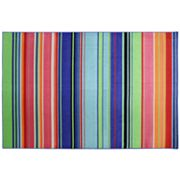Stripes Indoor Outdoor Rug