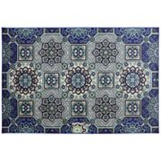 Stain Glass Indoor Outdoor Rug
