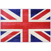 Union Jack Indoor Outdoor Rug