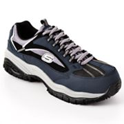 Skechers Soft Stride Compo Work Shoes - Men