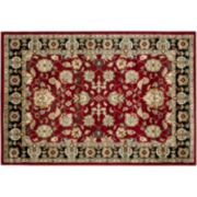 L.R. Resources Traditional Floral Rug