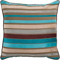 Artisan Weaver Bern Striped Decorative Pillow