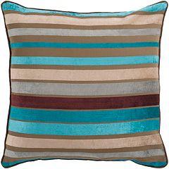 Artisan Weaver Bern Striped Decorative Pillow