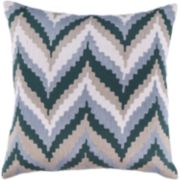 Artisan Weaver Chur Ikat Decorative Pillow