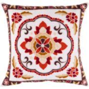 Artisan Weaver Renens Decorative Pillow